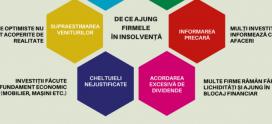Mirajul creșterii economice riscă să blocheze relațiile de afaceri din România. 70% dintre investitori trag un semnal de alarmă privind pericolul insolvențelor